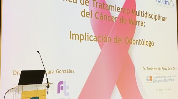 salud bucodental y cancer de mama